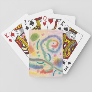 Festive Days Under the Sun Playing Cards