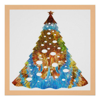 Festive decorations -  Lights n Ornaments Poster