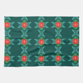Festive Design on Hand/Kitchen Towel