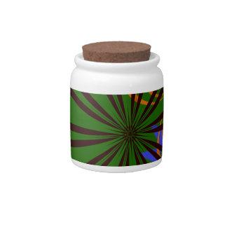 FESTIVE DESIGNS Candy Jar