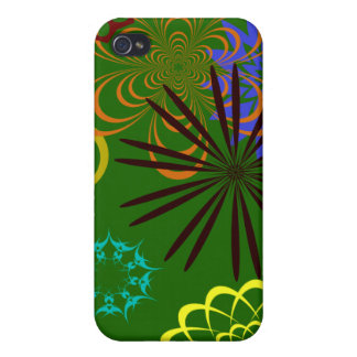 FESTIVE DESIGNS iPhone 4/4S COVER
