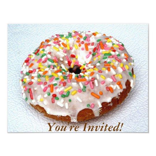 Festive Donut Card