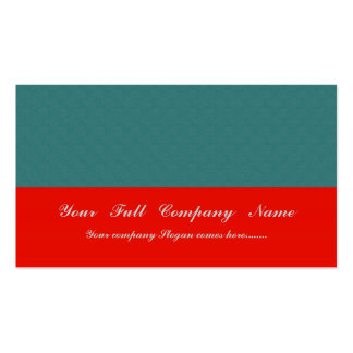 Festive dull blue Circles on a retro blue backgrou Double-Sided Standard Business Cards (Pack Of 100)