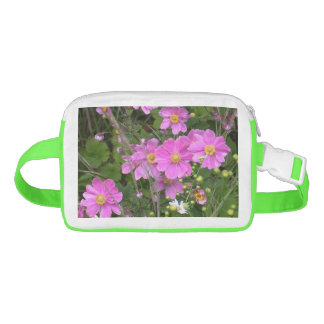 Festive Fanny Pack with Cosmos Flowers