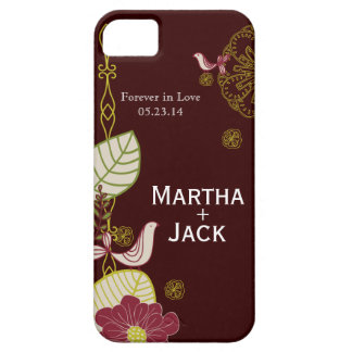 Festive Floral iPhone SE/5/5s Case