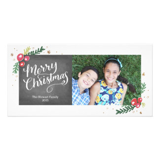 Festive Foliage Collection Card