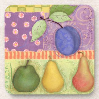 Festive Fruit Coaster