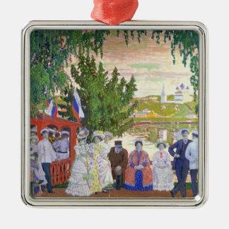 Festive Gathering, 1910 Ornament