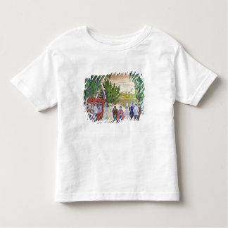 Festive Gathering, 1910 Toddler T-shirt