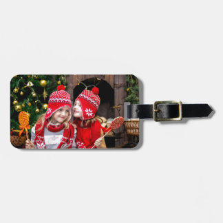 Festive Gifts Luggage Tag