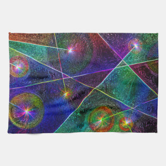 Festive Glow Towel