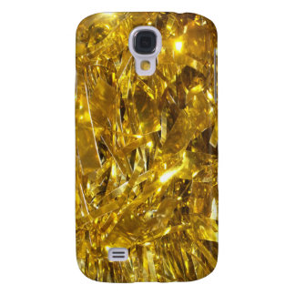 Festive Gold Foil Galaxy S4 Cover