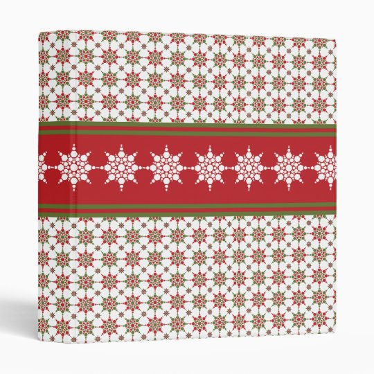 Festive Holiday Binders For The Office