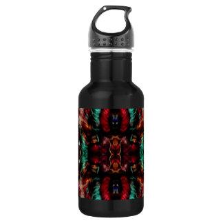 Festive Holiday 18oz Water Bottle
