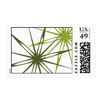 Festive Holiday Postage Stamp