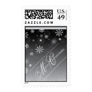 Festive Holiday Stamp