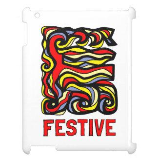 """Festive"" iPad, iPad Mini, iPad Mini 2, iPad Air iPad Case"