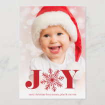 Festive Joy | Holiday Photo Card
