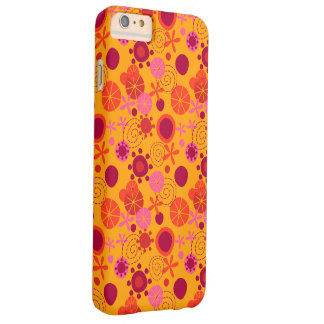 Festive Photoshop Pattern iphone 6 Plus Barely There iPhone 6 Plus Case
