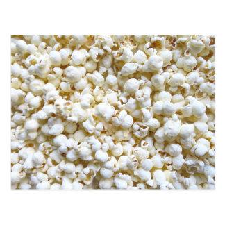 Festive Popcorn Decor Photography Postcard