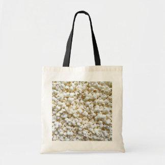 Festive Popcorn Decor Photography Tote Bag
