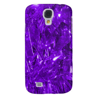 Festive Purple Foil Samsung Galaxy S4 Case