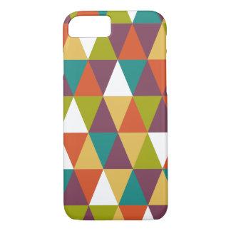 Festive Retro Geometric iPhone 7 iPhone 8/7 Case