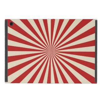 Festive Retro Popcorn Classic Spinning Wheel iPad Mini Cover