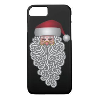 Festive Santa iPhone 7 Case