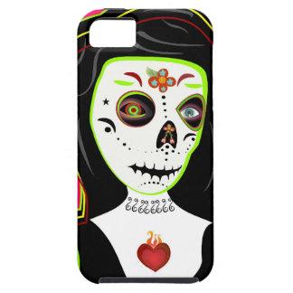 Festive Skull iPhone 5 Cases