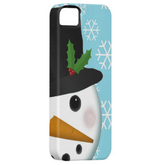 Festive Snowman Holiday Case-Mate for iPhone 5 iPhone 5 Cover