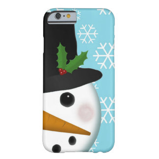 Festive Snowman Holiday for iPhone 6 case iPhone 6 Case
