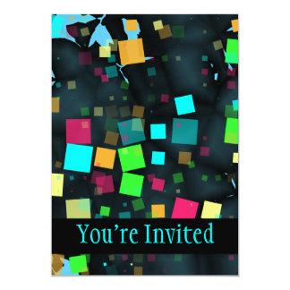 Festive Sprinkle Of Confetti Chaos Card