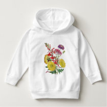 Festive Sring Floral Gifts Hoodie