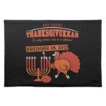 Festive 'Thanksgivukkah' Placemat