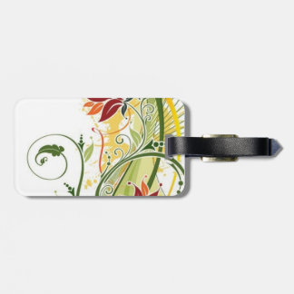 Festive Travel Tag For Luggage