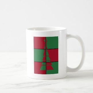 Festive Tree Coffee Mug