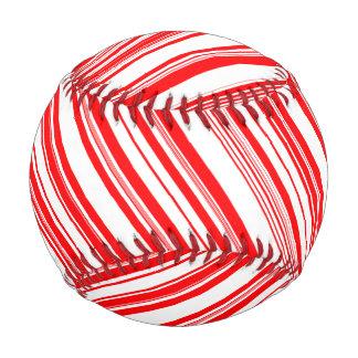 Festive Yuletide Candy Cane for Lonnie Baseball