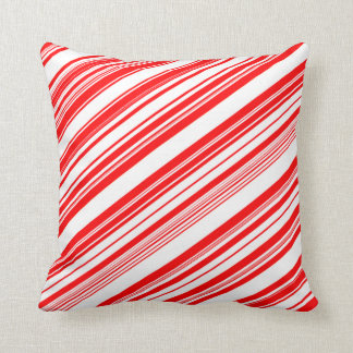 Festive Yuletide Reversible for Lonnie Throw Pillow