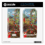 Festividades de Claude Monet Skins Para LG Vu Plus