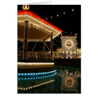 Festividades religiosas en las Azores Tarjeta De Felicitación