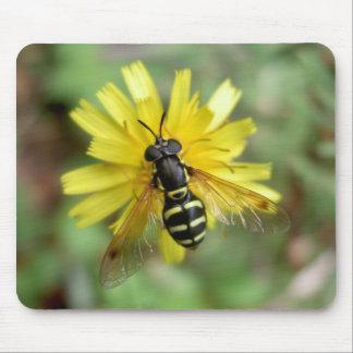 Festivum de Hoverfly Mousemat - de Chrysotoxum Alfombrilla De Raton