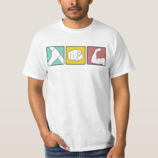 FESTIVUS illustration T-shirt