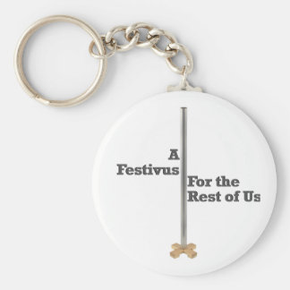 Festivus Key Chain
