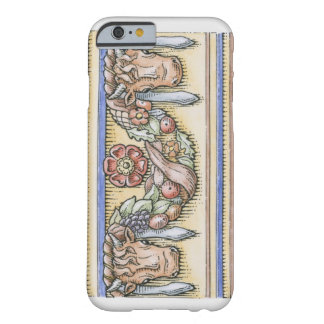 Festoon from ancient Roman Temple of Vesta, Barely There iPhone 6 Case