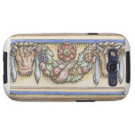 Festoon from ancient Roman Temple of Vesta, Samsung Galaxy SIII Cover