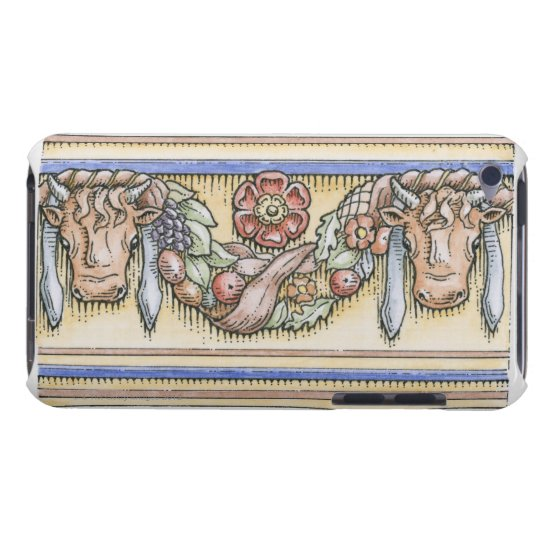 Festoon from ancient Roman Temple of Vesta, Case-Mate iPod Touch Case