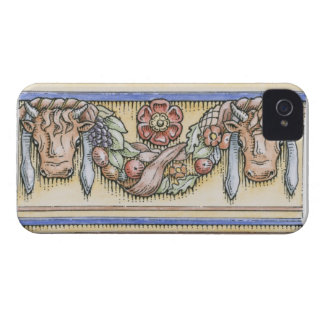 Festoon from ancient Roman Temple of Vesta, iPhone 4 Cover