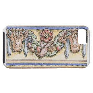 Festoon from ancient Roman Temple of Vesta, iPhone 5 Covers