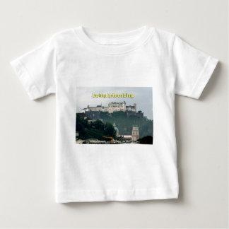 Festung Hohensalzburg, Salzburg Austria Infant T-shirt
